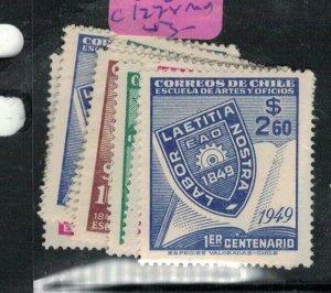 Chile SC 255-9, C127-8 MOG (6exv)