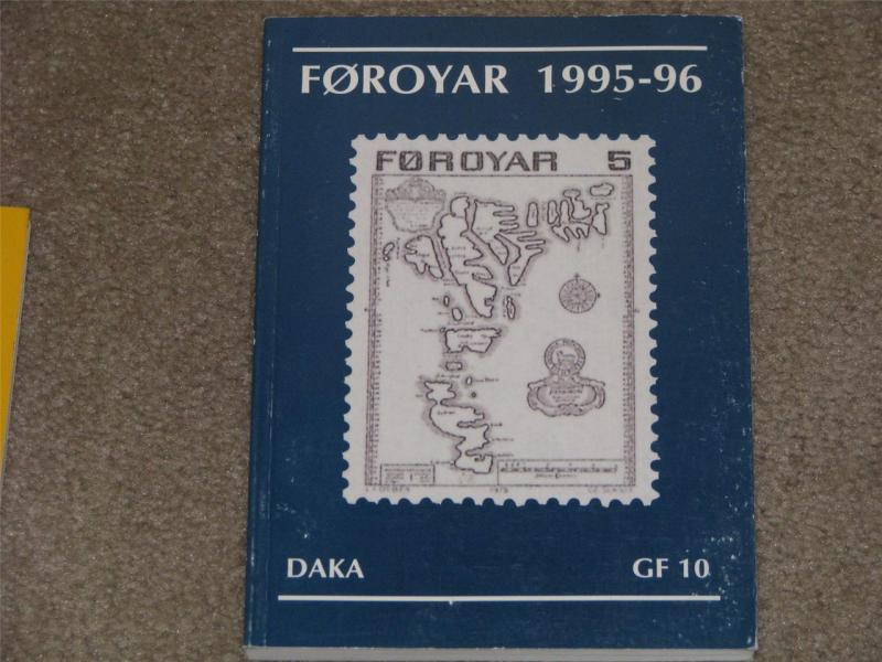 Faroe Islands Catalog 1995-96