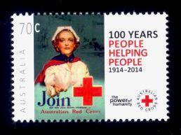 Australia Sc# 4110 MNH Australian Red Cross Centenary