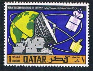 Qatar 244 MLH Satellite 1971 (BP3116)