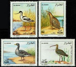 Algeria #1204-07  MNH - Birds (2001)