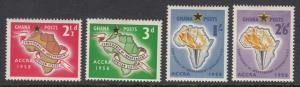 Ghana 21-4 mint
