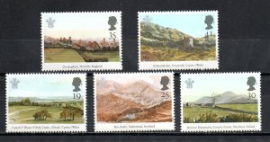 Great Britain 1548-1552 MNH