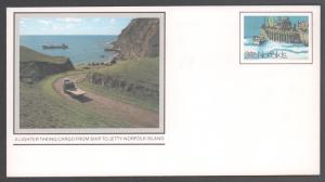 Norfolk Islands, Postal Stationery