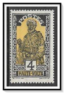 Upper Volta #45 Hausa Chief NG