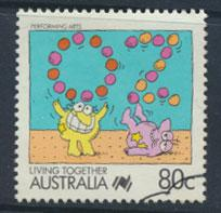 Australia SG 1133 - Used  PO Bureau Cancel