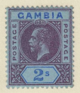 GAMBIA 83  MINT HINGED OG * NO FAULTS EXTRA FINE !