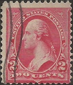# 279bf Used Carmine George Washington