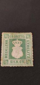 Germany Mecklenburg-Strelitz #2 Mint