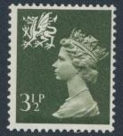 Great Britain Wales  SG W16 SC# WMMH3 MNH  see scan 2 bands