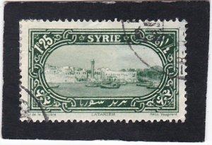 Syria,  #  178    used