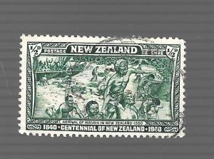 New Zealand 1940 - U - Scott #229