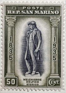 AlexStamps SAN MARINO #176 SUPERB Mint