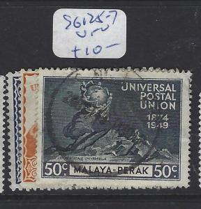 MALAYA PERAK (P1409B)   UPU  SG 125-7     VFU