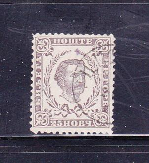 Montenegro 14 U Prince Nicholas I (C)