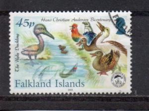 Falkland Islands 894 used (A)