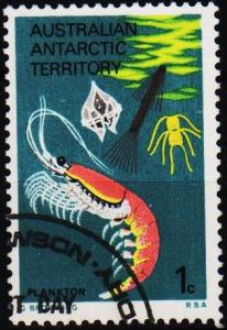 AAT. 1973 1c S.G.23 Fine Used