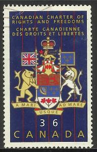 Canada 1987 Scott# 1133 Used