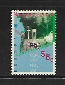 NETHERLANDS, 729, MNH, EUROPA