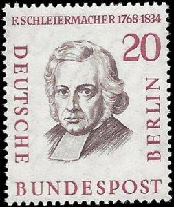 Germany Berlin 1958 #9N152 Mint NH