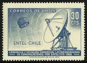 Chile 1969 Scott# 375 MNH