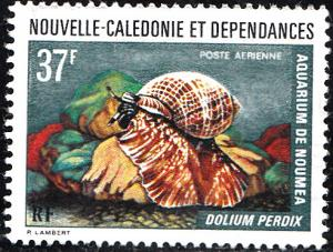 New Caledonia #C113 Used