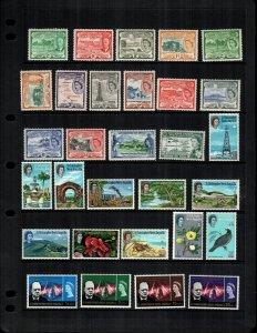 Anguilla  mint &  lot of 29