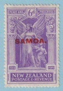 SAMOA 140 MINT HINGED OG * NO FAULTS EXTRA FINE !