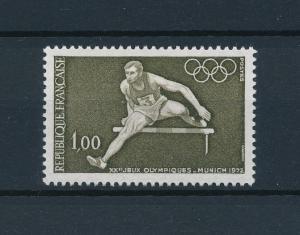 [43233] France 1972 Olympic games Munich Athletics MNH