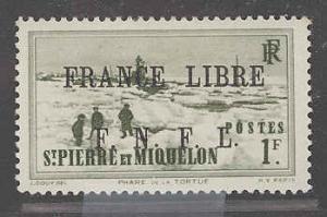 St. Pierre & Miquelon 239 Mint VF LH