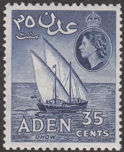Aden #52a Dhow MH
