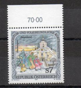 Austria 1714 MNH