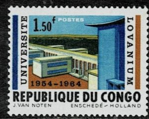 Congo 1964 University Lovanium MNH