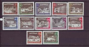 J17560 JLstamps 1962-3 germany berlin occup,t set mh #9n196-207 berlin