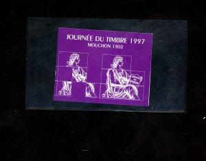 France #2568a MINT Booklet VF OG NH Cat$35