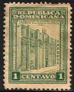 Dominican Republic 1930 Scott# 255 Used