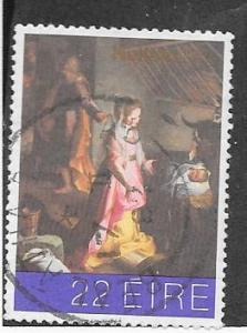 Ireland  #511 Painting  (U)  CV $0.35