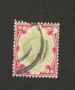 GB - UNITED KINGDOM - USED STAMP - GEORGE V - 1 S  (8)