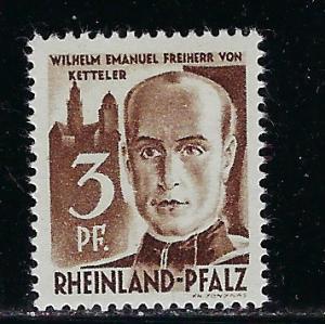 Germany - under French occupation Scott # 6N2, mint nh