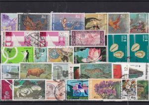 Thailand Stamps Ref 14415
