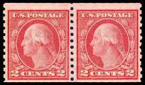 U.S. WASH-FRANK. ISSUES 454  Mint (ID # 82967)