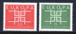 Germany 867-868 Europa MNH VF