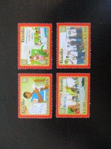 Tuvalu #948-51 Mint Never Hinged (M7M4) - Stamp Lives Matter! 3