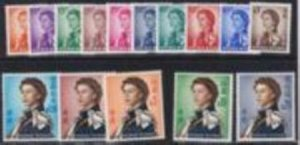 Hong Kong SC 203-217 MNH SCV $213.00 Set
