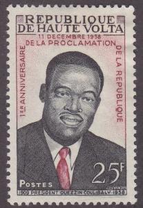 Burkina Faso 70 Ouezzin Coulibaly 1959