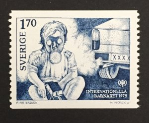 Sweden 1979 #1275, IYC, MNH
