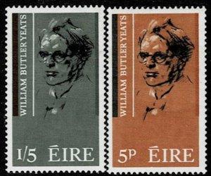 Ireland 1965 William Butler Yeats  MH