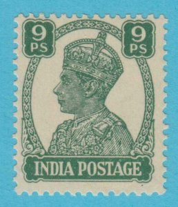 INDIA  170   MINT  NEVER  HINGED OG * NO FAULTS VERY FINE !