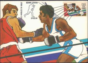United States, California, First Day Cover, Sports