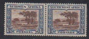 Southwest Africa - 1931 - SC 115 - VLH